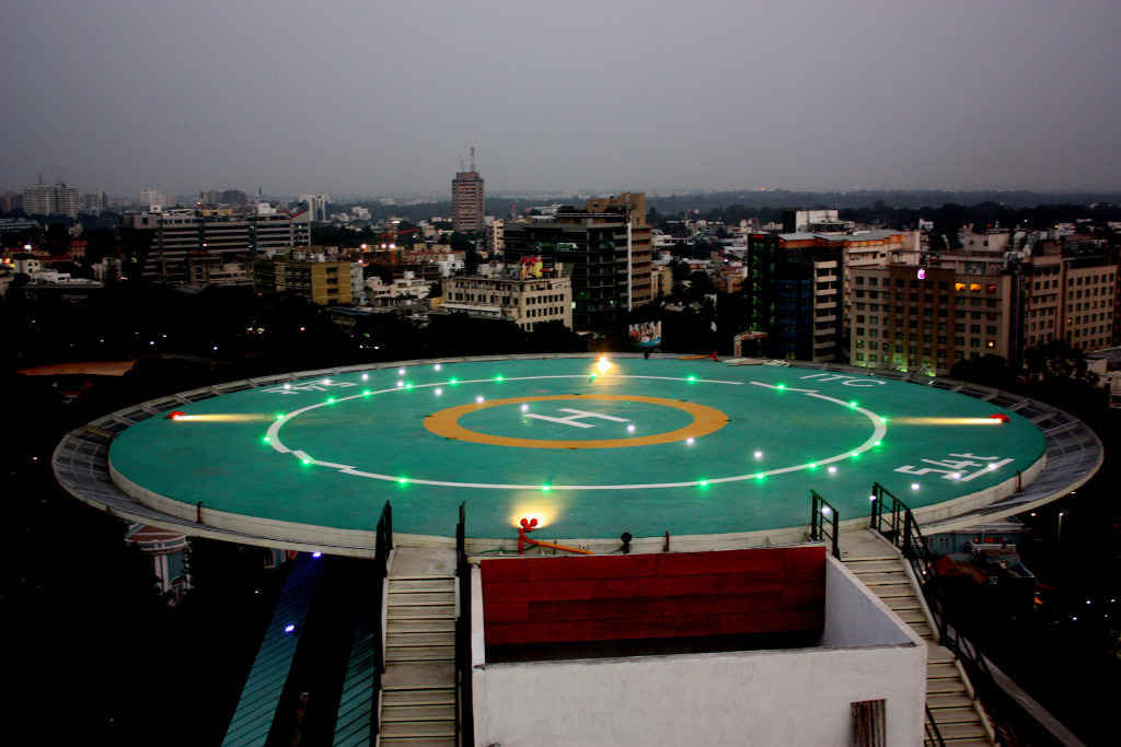 Helipad & Helideck Lighting Equipment