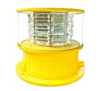MI-03-AB Dual Medium Intensity Aircraft Warning Light
