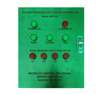 Obstruction Lighting System Controller AWL-SC