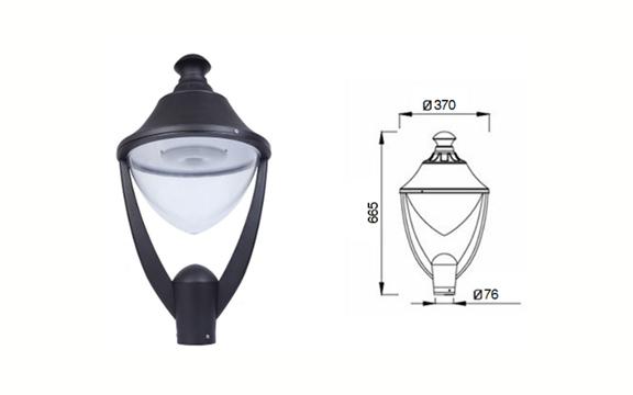 Garden-Lamp-Roman