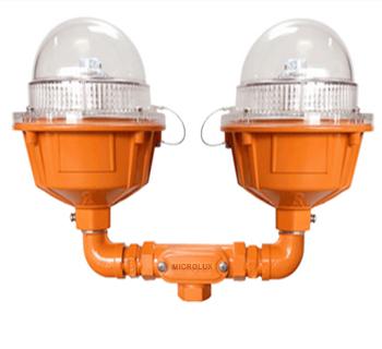 LI-03-DB Double Aircraft Warning Light